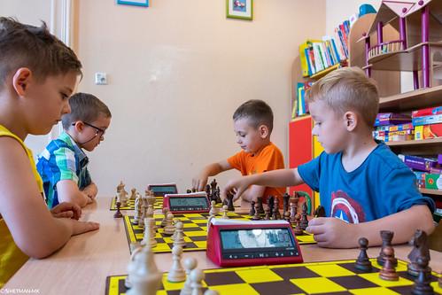IX Turniej Szachowy Przedszkolaków o Mistrzostwo Świdnicy-21