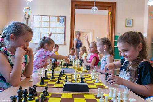 IX Turniej Szachowy Przedszkolaków o Mistrzostwo Świdnicy-1