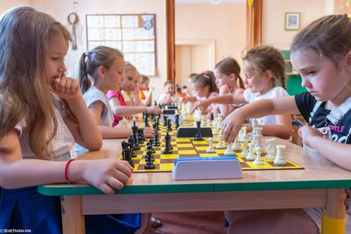 IX Turniej Szachowy Przedszkolaków o Mistrzostwo Świdnicy-18