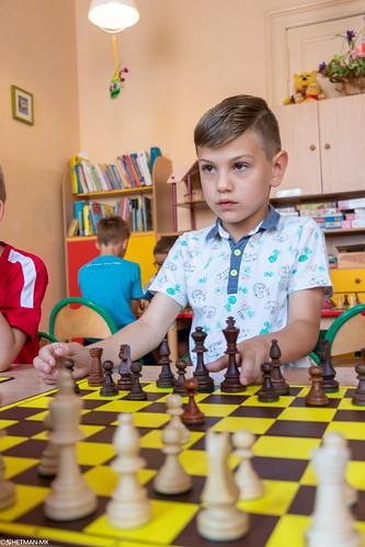 IX Turniej Szachowy Przedszkolaków o Mistrzostwo Świdnicy-9
