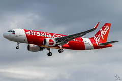 Philippines AirAsia - Airbus A320-216 / RP-C8950 @ Manila (Miguel Cenon) Tags: airasia airasia320 airasiaph airasiaa320 airplane airplanespotting apegroup appgroup airport airbus airbusa320 a320 ppsg planespotting philippines manila nikon naia rpll d3300 narrowbody twin twinengine sky fly flying wings cockpit jet aircraft grass city building skyscraper road rpc8950
