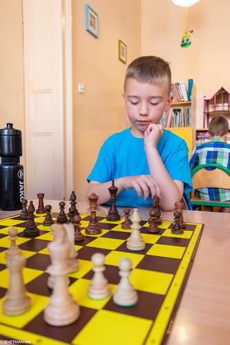 IX Turniej Szachowy Przedszkolaków o Mistrzostwo Świdnicy-28