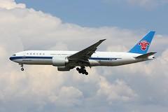 B777 B-2042 Frankfurt 19.05.19 (jonf45 - 5 million views -Thank you) Tags: airliner civil aircraft jet plane flight aviation frankfurt am main international airport eddf germany b777 777 china southern cargo boeing 777f1b b2042