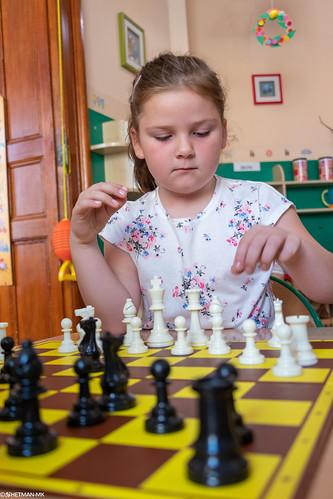 IX Turniej Szachowy Przedszkolaków o Mistrzostwo Świdnicy-17