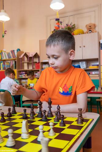 IX Turniej Szachowy Przedszkolaków o Mistrzostwo Świdnicy-11