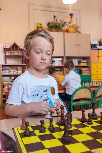 IX Turniej Szachowy Przedszkolaków o Mistrzostwo Świdnicy-7