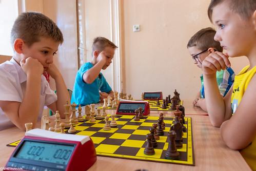 IX Turniej Szachowy Przedszkolaków o Mistrzostwo Świdnicy-3