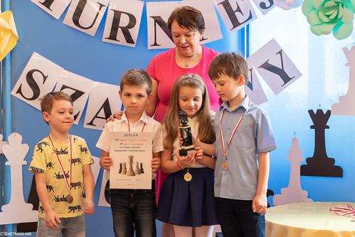 IX Turniej Szachowy Przedszkolaków o Mistrzostwo Świdnicy-76