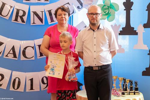 IX Turniej Szachowy Przedszkolaków o Mistrzostwo Świdnicy-70