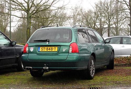 2004 MG ZT-T 190 2.5 V6