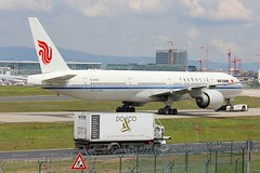 B777 B-2088 Frankfurt 19.05.19-1 (jonf45 - 5 million views -Thank you) Tags: airliner civil aircraft jet plane flight aviation frankfurt am main international airport eddf germany b777 777 air china boeing 77739ler b2088