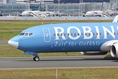 B737 D-ATUI Frankfurt 19.05.19-1 (jonf45 - 5 million views -Thank you) Tags: airliner civil aircraft jet plane flight aviation frankfurt am main international airport eddf germany 737 b737 tuifly boeing 7378k5w datui