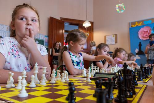 IX Turniej Szachowy Przedszkolaków o Mistrzostwo Świdnicy-47