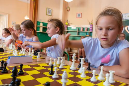 IX Turniej Szachowy Przedszkolaków o Mistrzostwo Świdnicy-43