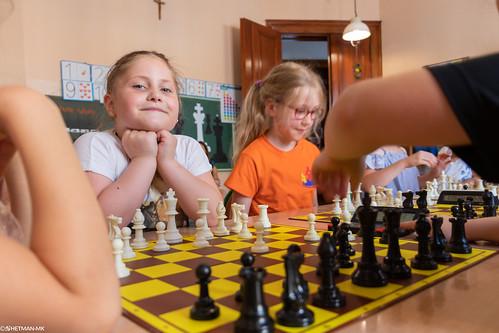 IX Turniej Szachowy Przedszkolaków o Mistrzostwo Świdnicy-41