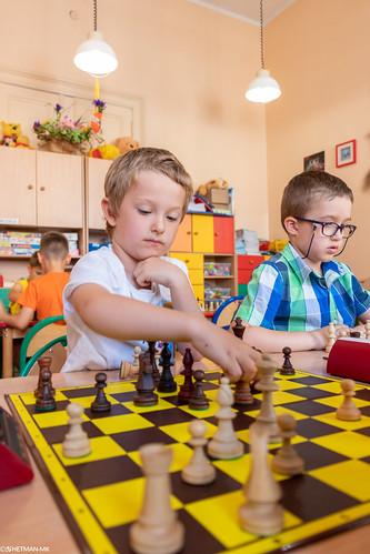 IX Turniej Szachowy Przedszkolaków o Mistrzostwo Świdnicy-39