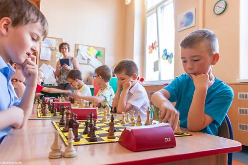 IX Turniej Szachowy Przedszkolaków o Mistrzostwo Świdnicy-38