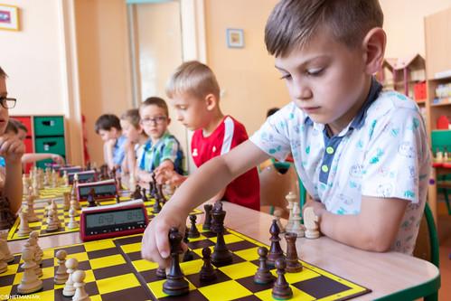 IX Turniej Szachowy Przedszkolaków o Mistrzostwo Świdnicy-37