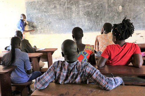 Girls in South Sudan just want to learn