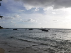 Boats at Sea (Rckr88) Tags: pointeauxbiches mauritius pointe aux biches boats sea boatsatsea boat seas wave waves water ocean coast coastline coastal clouds cloud cloudy cloudysky nature naturalworld outdoors travel travelling