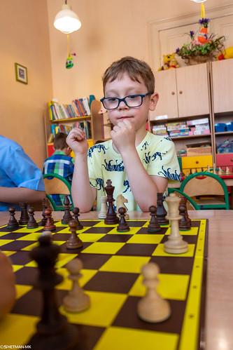 IX Turniej Szachowy Przedszkolaków o Mistrzostwo Świdnicy-26