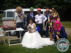 Il gruppo si allarga... (partyinfurgone) Tags: addiocelibato addionubilato affitto epoca furgone hippie limousine matrimonio milano noleggio nozze photobooth pulmino sposi storico t1 vintage volkswagen vw wedding