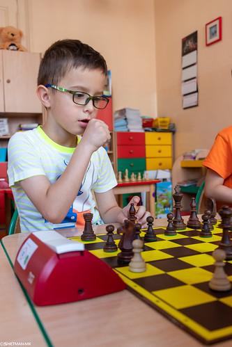IX Turniej Szachowy Przedszkolaków o Mistrzostwo Świdnicy-10