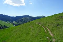 Hike to Col des Aravis, Chalet du Curé & Crêt du Merle