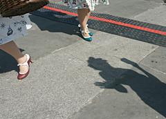 16/19 (Becky Frances) Tags: city candid colourstreetphotography canpubphoto centrallondon dance england girl london lensblr light streetphotography socialdocumentary summer shadows urban uk 2019