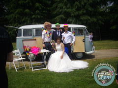 I primi impavidi... (partyinfurgone) Tags: addiocelibato addionubilato affitto epoca furgone hippie limousine matrimonio milano noleggio nozze photobooth pulmino sposi storico t1 vintage volkswagen vw wedding