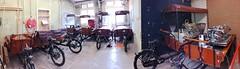 WorkCycles-bakfietsen-artis-storage-panoramic (@WorkCycles) Tags: artis bakfiets bakfietsen bicycle bike cargobike classic coffee dutch pizza transportfiets zoo
