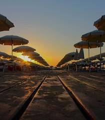 chilling ️ (alessandrolonghini1998) Tags: spiaggia sea sunset mare