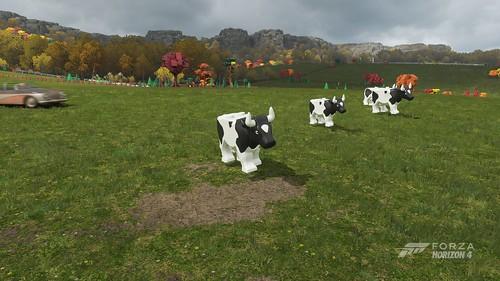 Lego Cows
