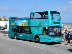 First Kernow 32102 - MIG 3842 (Berkshire Bus Pics) Tags: first kernow 32102 mig3842 volvo b7tl plaxton president st ives cornwall south west