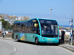 First Kernow 53253 - WK68 BTO (Berkshire Bus Pics) Tags: first kernow 53253 wk68bto optare solo st ives cornwall south west