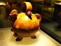 P6040348 (photos-by-sherm) Tags: museo de oro gold museum bogota colombia south america artifacts jewelry ornaments pottery cultures prehispanic spring