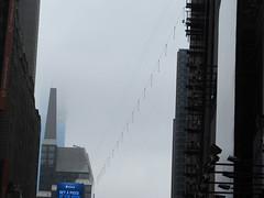 2019 Wallenda Tightrope Line above Times Square 1911 (Brechtbug) Tags: tightrope line above times square that wallenda guy will walk sunday june 23rd 2019 nyc 06192019
