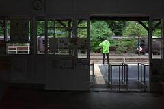 R0320120 (tohru_nishimura) Tags: gr ricoh ashio train station tochigi japan