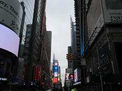 2019 Wallenda Tightrope Line above Times Square 1919 (Brechtbug) Tags: tightrope line above times square that wallenda guy will walk sunday june 23rd 2019 nyc 06192019