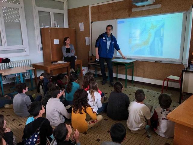 A la découverte du Japon à l'école Jean Moulin