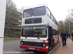 Wellingborough Bus Rally 2019 (108) (Nuneaton777 Bus Photos) Tags: wellingborough bus rally 2019 k735odl