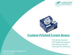 Custom Printed Cream Boxes (ailsajohn67) Tags: custom printed cream boxes customboxes packaging creamboxes printedboxes