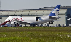 Astral Aviation TF-AMU, OSL ENGM Gardermoen (Inger Bjørndal Foss) Tags: tfamu astralaviation boeing 747 cargo osl engm gardermoen
