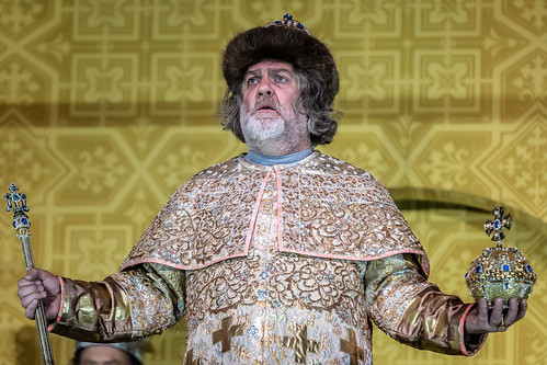 Your Reaction: What did you think of The Royal Opera's <em>Boris Godunov</em>?