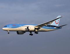 PH-TFL Boeing 787 Arke (@Eurospot) Tags: phtfl boeing 787 7878 arke amsterdam schipol