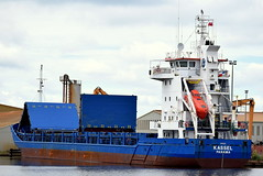 Kassel (Goolio60) Tags: ship shipping cargo coaster freighter handling docks port goole