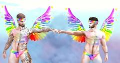 Pride Bitches (Stockard Darkmatter) Tags: cubura blog slblogger stockard sniper pride gaypride gaysl loveislove