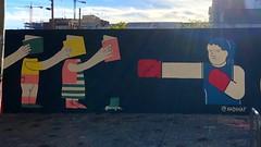 Novembre BSA016. (Joanbrebo) Tags: poblenou barcelona murals murales pintadas grafitis streetart iphonex iphone365