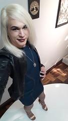 2019.06-02 (SamyOliver) Tags: crossdresser crossdress crossdressing transvestite transformista tranny travesti transgenero alternativemodel androgyny samyoliver samycd samyoliverbr queer genderqueer boytogirl brazil brazilian blonde