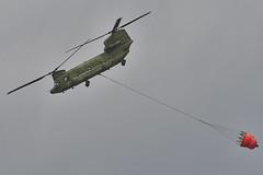 CH47 Chinook (BelgiumOnePoint) Tags: volkel netherlands hollande aviation jets military airshow volkel2019 power avion helicopter ch47 chinook boeing vertol c1